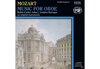 London Baroque Canter - Music for Oboe - (CD)
