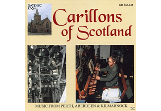 VARIOUS - Carillons of Scotland - (CD)