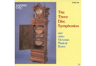 VARIOUS - The Three Disc Symphonion - (CD)