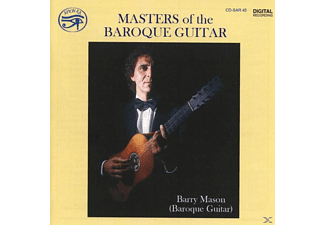 Barry Mason - Masters of the Baroque Guitar - (CD)