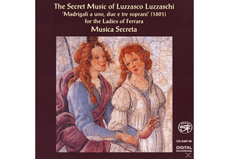 ROBERTS, BONNER, LEBLANC, MUSICA SE - The Secret Music of Luzzasco Luzz - (CD)