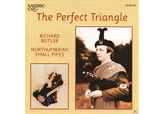 Northumbrian Small Richard Butler - The Perfect Triangle - (CD)