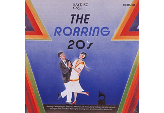 VARIOUS - Nostalgia-The Roaring Twenties - (CD)