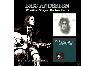 Eric Andersen - Blue River/Stages: Lost Album - (CD)