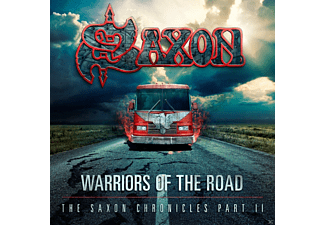 Saxon - Warriors Of The Road-The Saxon Chronicles Part II - (CD + DVD)