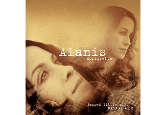 Alanis Morissette - Jagged Little Pill Acoustic - (Vinyl)