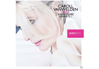Caroll Vanwelden - Shakespeare Sonnets 2 - (CD)