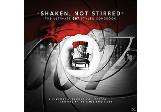 VARIOUS - Shaken, Not Stirred - (CD)