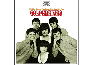The Goldebriars - Walkin' Down The Line-Best Of The Goldebriars [CD]