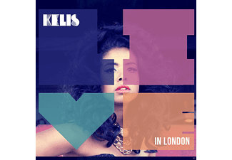 Kelis - Live In London (Ltd.Gatefold Double-Vinyl Black) - (Vinyl)