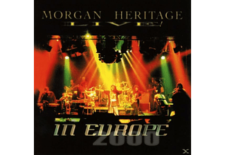 Morgan Heritage - Live In Europe 2000 [CD]