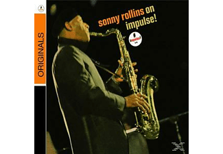 Sonny Rollins - On Impulse! [CD]