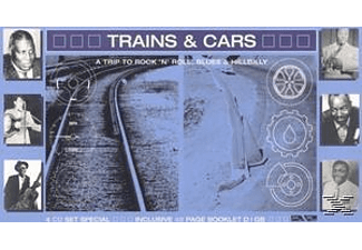Various - Trains & Cars-A Trip To Rock'n - (CD)