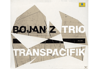 Bojan Z Trio - Transpacifik [CD]