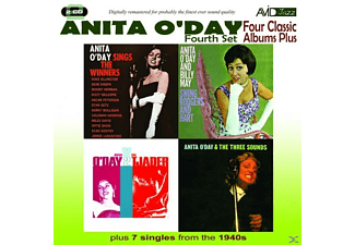 Anita O'Day - 4 Classic Albums Plus - (CD)