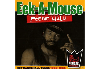 Eek, Eek-A-Mouse - Peenie Walli 1983-1985 - (CD)