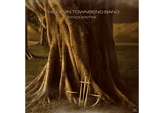 Devin Townsend - Synchestra - (CD)