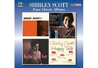 Shirley Scott - 4 Classic Albums - (CD)