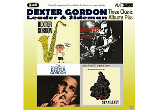 Dexter Gordon - 3 Classic Albums Plus - (CD)