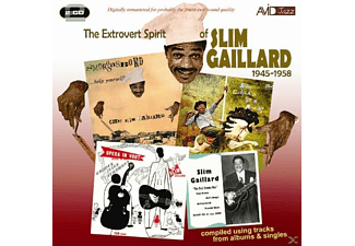 Slim Gaillard - The Extrovert Spirit - (CD)