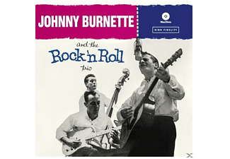 Johnny Burnette - The Rock'n Roll Trio+4 Bonus - (Vinyl)