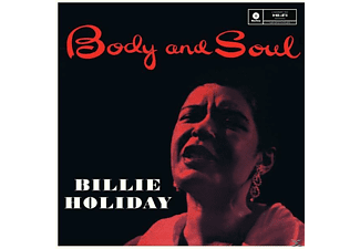 Billie Holiday - Body And Soul+1 Bonus Track - (Vinyl)