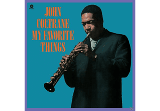 John Coltrane - My Favorite Things+1 Bonus T [Vinyl]