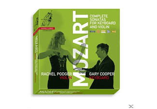 Rachel Podger, Cooper Gary - Complete Sonatas For Keyboard And Violin - (CD)