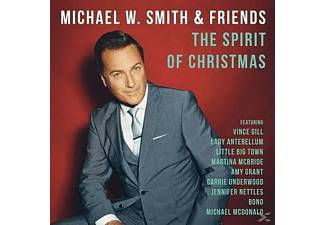 Michael W.& Friends Smith - The Spirit Of Christmas - (CD)