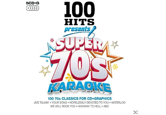 VARIOUS - 100 Hits Super 70's - (CD)