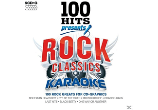 VARIOUS - 100 Hits Rock Classics - (CD)