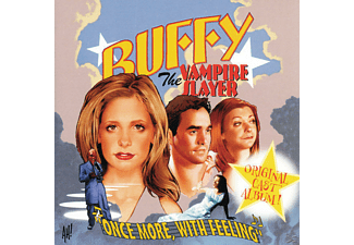 "Film Soundtrack, OST/VARIOUS - Buffy:""Once More With Feeling"" - (CD)"