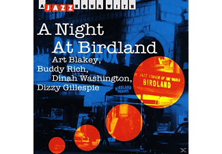 VARIOUS - A Night At Birdland - (CD)