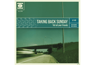 Taking Back Sunday - Tell All Your Friends - (Vinyl)