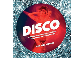 VARIOUS - Disco 1978-1982(1) - (LP + Download)