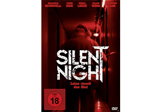 SILENT NIGHT - LEISE RIESELT DAS BLUT - (DVD)