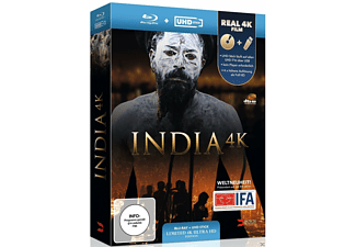 Fascinating India [Blu-ray]
