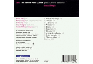 Ramon With Perico Sambeat / Valle - Danza Negra - (CD)