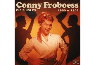 Conny Froboess - Die Singles 1960-62 - (CD)