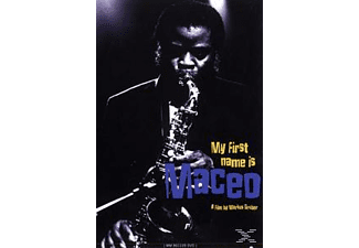 Maceo Parker - My First Name Is Maceo - (DVD)