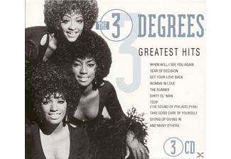 The Three Degrees - Greatest Hits - (CD)