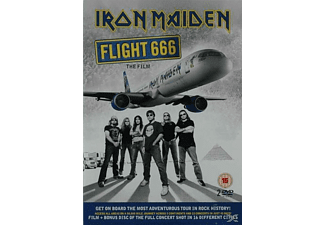 Iron Maiden - Flight 666: The Film (Limited Edition) - (DVD)