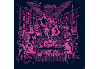 Apparat - The Devil's Walk - (LP + Bonus-CD)