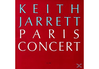 Keith Jarrett - Paris Concert [CD]