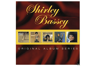 Shirley Bassey - Original Album Series [CD]