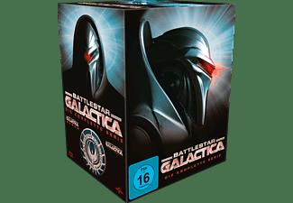 Battlestar Galactica - Die komplette Serie [Blu-ray]