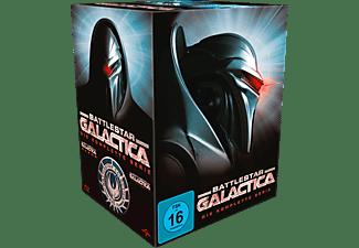 Battlestar Galactica - Die komplette Serie - (Blu-ray)