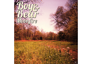 Boy & Bear - Moonfire [CD]
