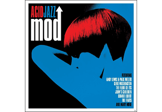 VARIOUS - Acid Jazz Mod [CD]