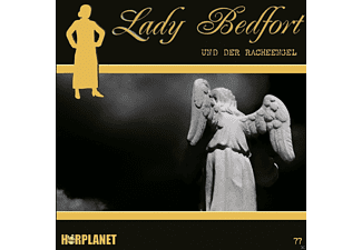 Lady Bedfort 77: Der Racheengel - 1 CD - Krimi/Thriller